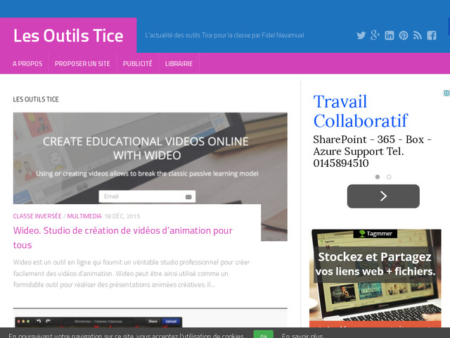 Outils Tice