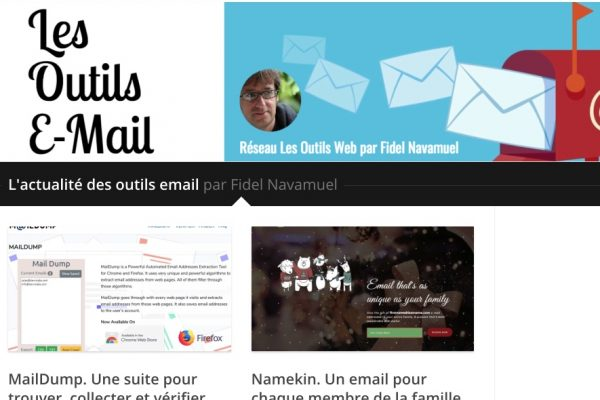 Outils email